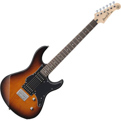 Yamaha Pacifica 120H Tobacco Brown Sunburst